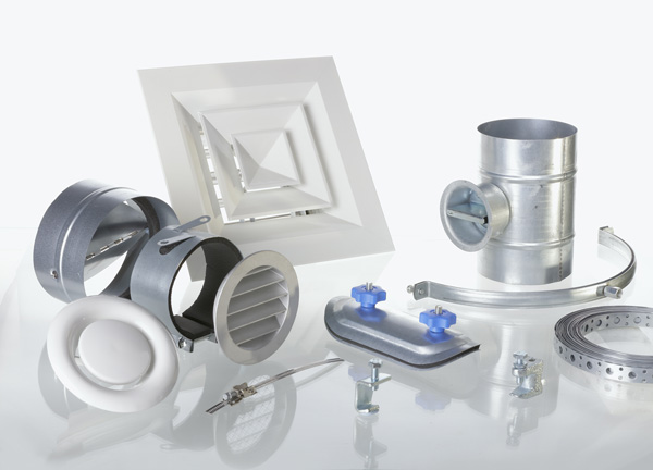 Ventilation Ducting Accessories from Duct Station