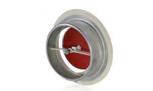 fire rated air valves